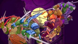 TMNT: After the Second Mutation by SpiderDetentionaire