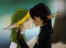 TLoZ : Selfish Love - LxDL by batmanxlover