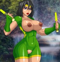 Killer Instinct B. Orchid Nude by Honnis