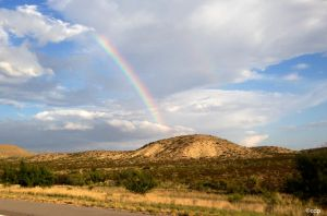 West Texas Rainbow (closer) by surlana