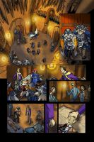 Fallen Gods Iss 2 pg 19 by JDCalderon