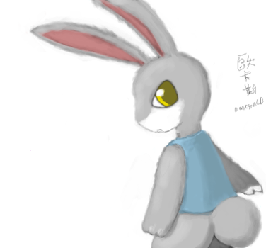 Rabbit .3. by omegaCD