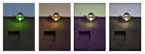 Wall Light Stock Photo-4 pack by annamae22