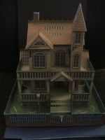 Ghost House by Allhallowseve31