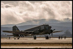 Whats up Doc C47B 476423 by AirshowDave