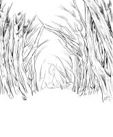 Forest Background - Layer by Layer by Kaoyux