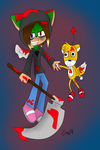 :CE: Bloody love? by Catothecat