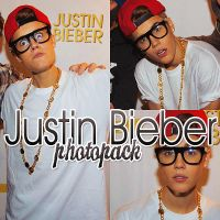 Photopack #008 Justin Bieber by IsaahJustMe