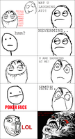 RAGE COMIC by Elektronikage