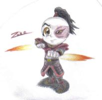 Zuko Chibi by ZukosSoul