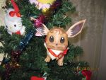 Eevee Papercraft by PrincessStacie