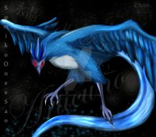 Articuno Bringer of Ice by SumikoOneeSan