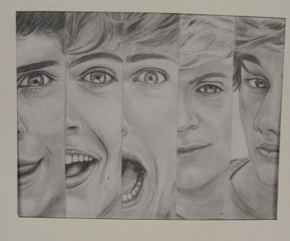 One Direction by ZANEkun