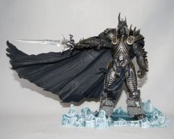 ARTHAS MENETHIL THE LICH KING by Tendranor
