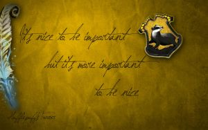 Hufflepuffs Forever 2 by RiaVeg