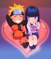 Ninja Love by Robaato