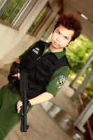 RE, CV - Chris Redfield by Sparda-Dante
