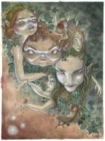 Ivy Bunch by liselotte-eriksson