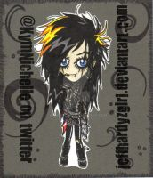 My Little Andy Chibi by KymmieCup