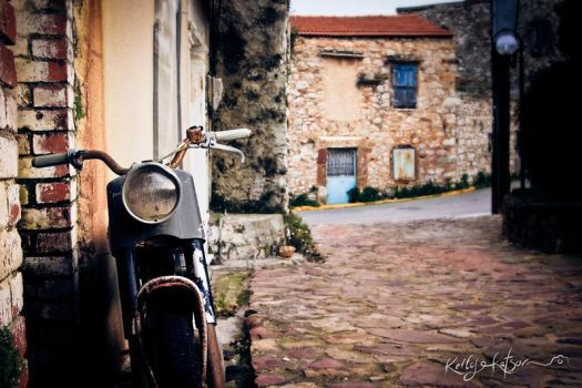 motorcycle diaries by whaeah