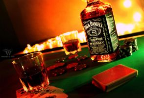 Jack Daniel's -Product Shoot- by skian-winterfyre