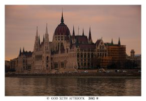 Hungarian Parliament by Seth890603