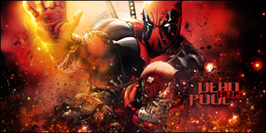 Deadpool by giannis12a