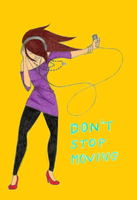 Don't Stop Moving by Nadalien