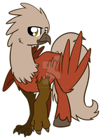 Adoptable: Raptor - CLAIMED by BellalyseWinchester
