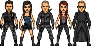 Resident Evil Movie by MicroManED