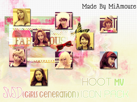 Hoot Icon pack by MiAmoure