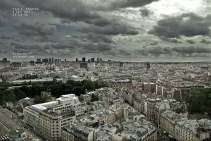 Paris 2011 by alahay