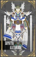 Sophitia by JaysonHuangDraws
