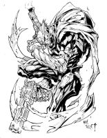 joe mad ink darksiders contest by westwolf270