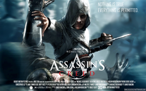 Assassin's Creed Live Action Movie Poster by TheEntity371