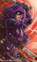 Hitgirl by EdgarSandoval