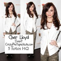 Cher Lloyd Event by CrazyPhotopacks