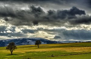 Anatolian road view 5 by TanBekdemir