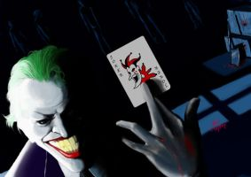 Joker by cheatingly