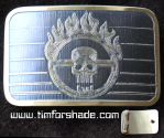 Mad Max Fury Road brass belt buckle by TimforShade
