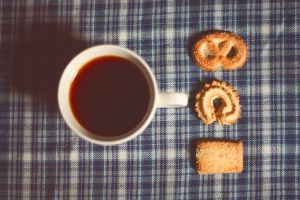 Tea and Cookies by HONEST-STYLE