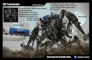 ERP Transformer by AndiMoo