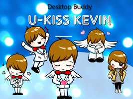 Desktop Buddy: Kevin UKISS by Jae-KT