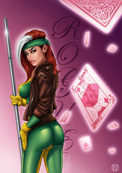 rogue colors by RAYN3R-4rt