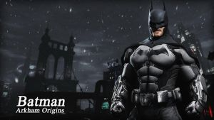 Batman Arkham Origins Wallpaper by BatmanInc