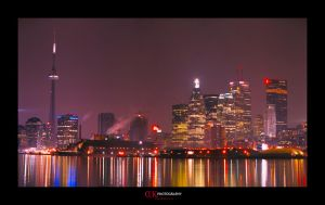 Downtown Toronto 2 by BirdMan007
