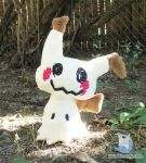 (Free Pattern) Mimikkyu Plush by dollphinwing