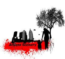 ardent scenery by Leling
