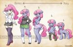 OC Types- Velvet by shepherd0821