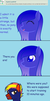 Ask Moonbeam #5 by StormDragon3
